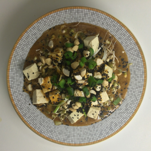Plant based soup