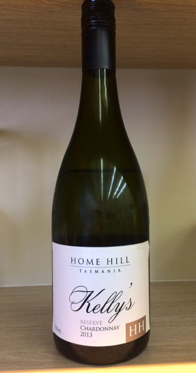 Kelly's Reserve Chardonnay 2013 for Home Hill in Tasmania