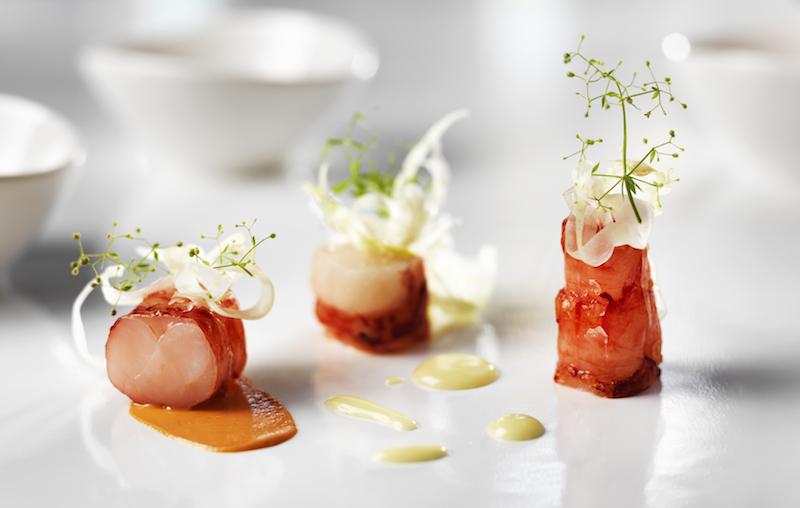contemporary cuisine