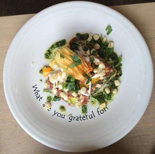 Cafe Gratitude in LA
