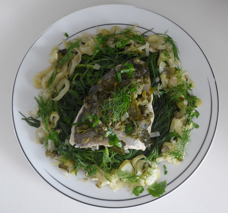 sea bream in the Clean diet plan