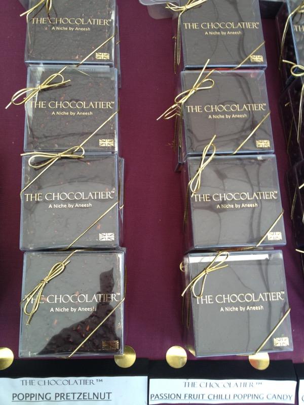 The Chocolatier in London