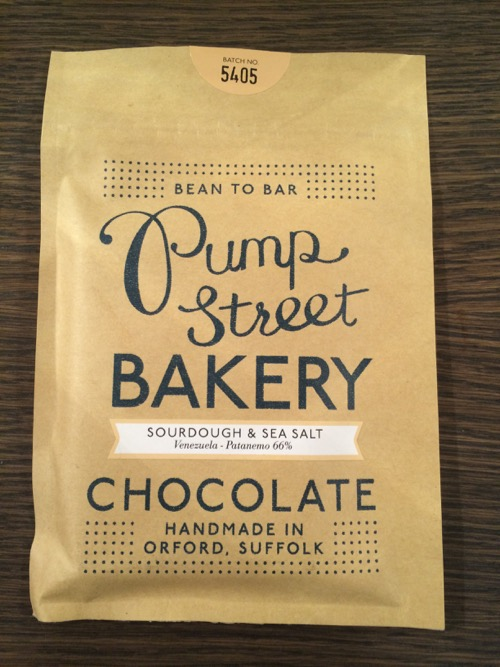 chocolate by Pump Street Bakery