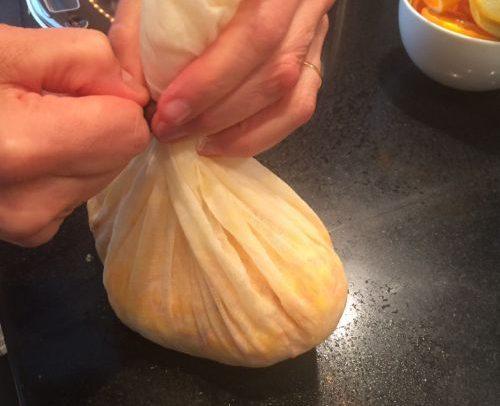 Marmalade making