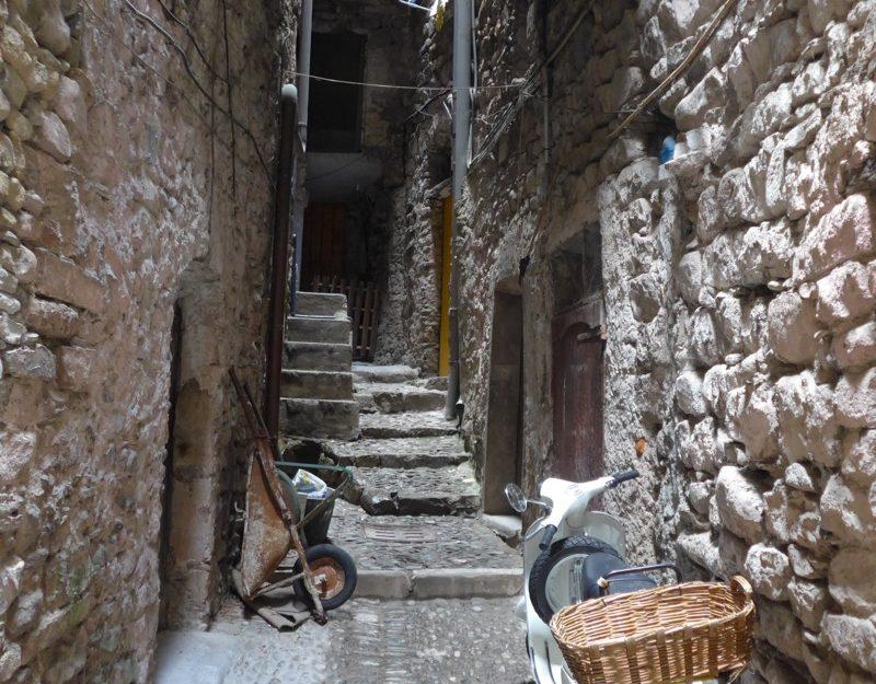 Dolceaqua in Liguria