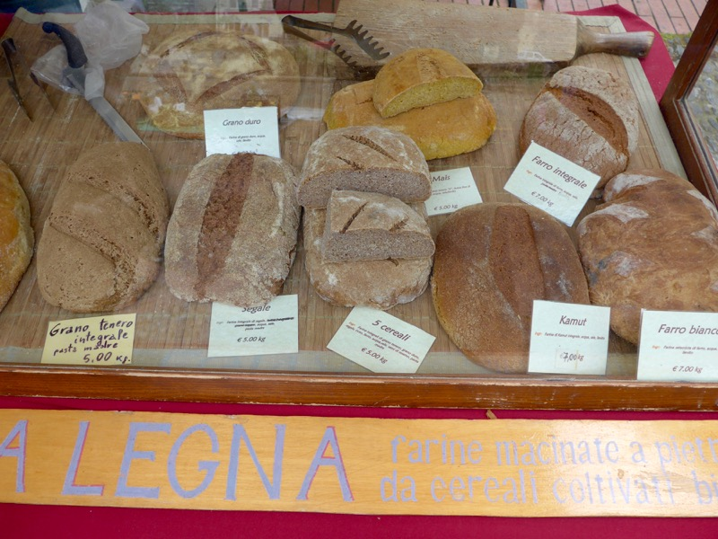 Artisanal Italian bread