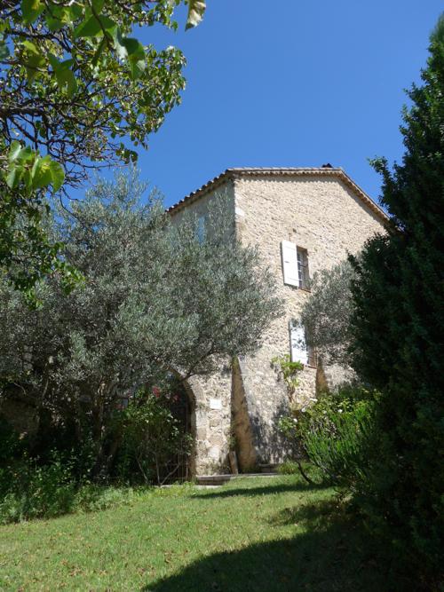 Alain Ducasse restaurant in Provence
