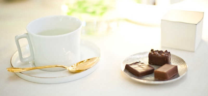 luxurious chocolate by French chef Alain Ducasse