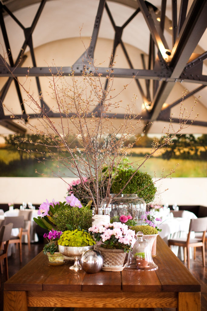 Blue Hill restaurant at Stone Barns