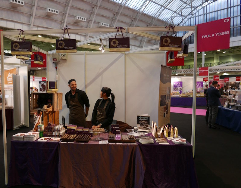 Chocolate Show in London