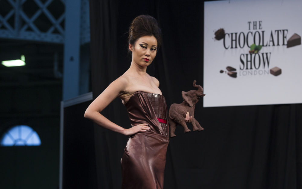 The Chocolate Fashion Show