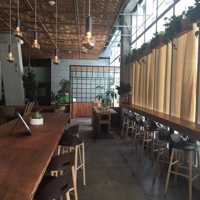 Perennial sustaianalble restaurant in San Francisco