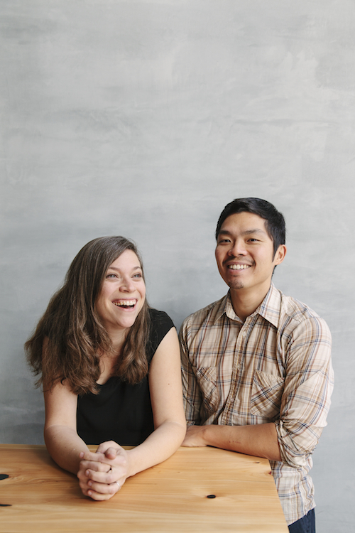 founders of the Perennial restaurant in San Francisco