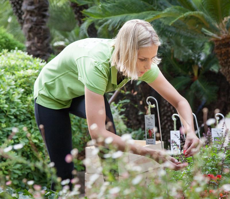 urban agriculturist Jessica Sbaraglia