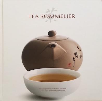 Tea Sommelier book by Gabriella Lombardi