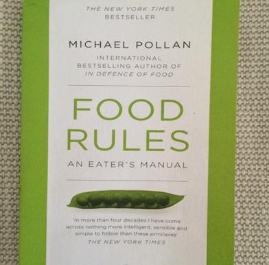 Michael Pollan book