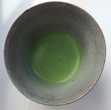 Power of matcha: the powdered Japanese green tea used in tea ceremony