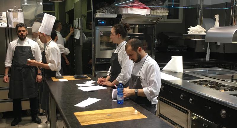 Matteo Baronetto chef