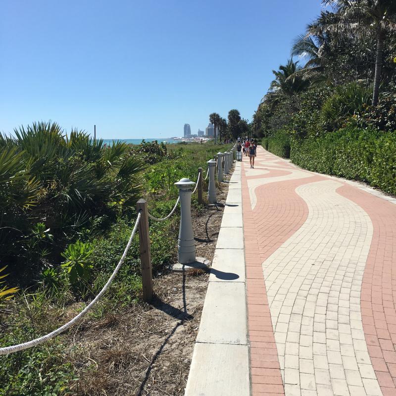 beach SOBE Miami