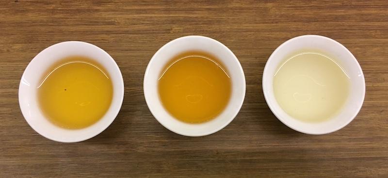 Gongfu cha Chinese tea