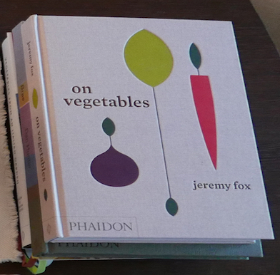 On Vegetables Jeremy Fox
