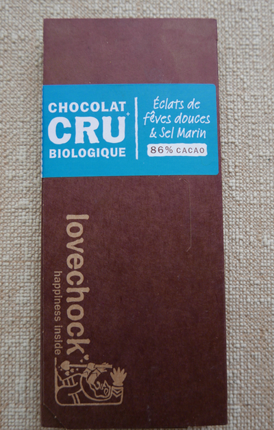 packed food trends: raw chocolate