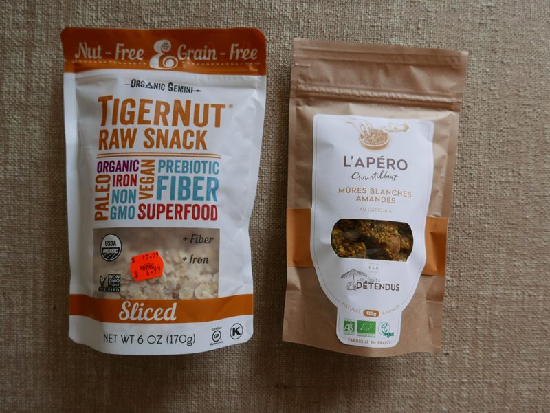 superfood snacking packaged food trends