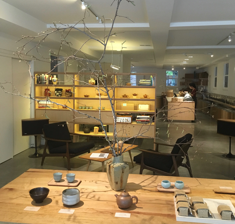 Tea trends: Design tea shop