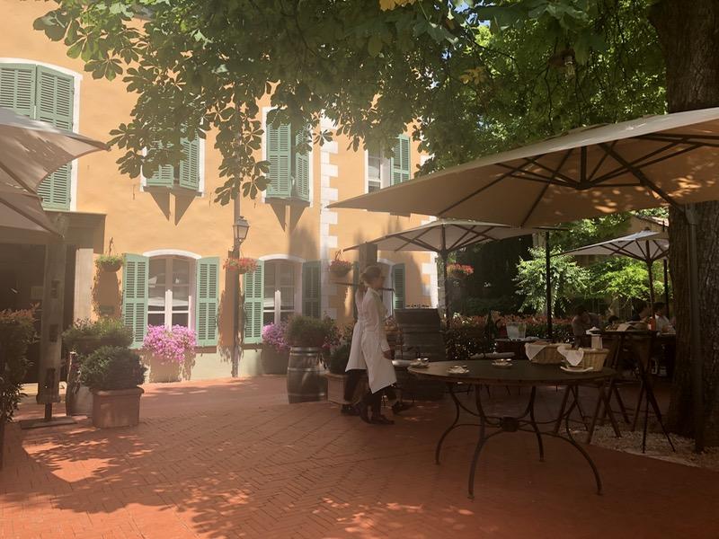 Ducasse Provence restaurant
