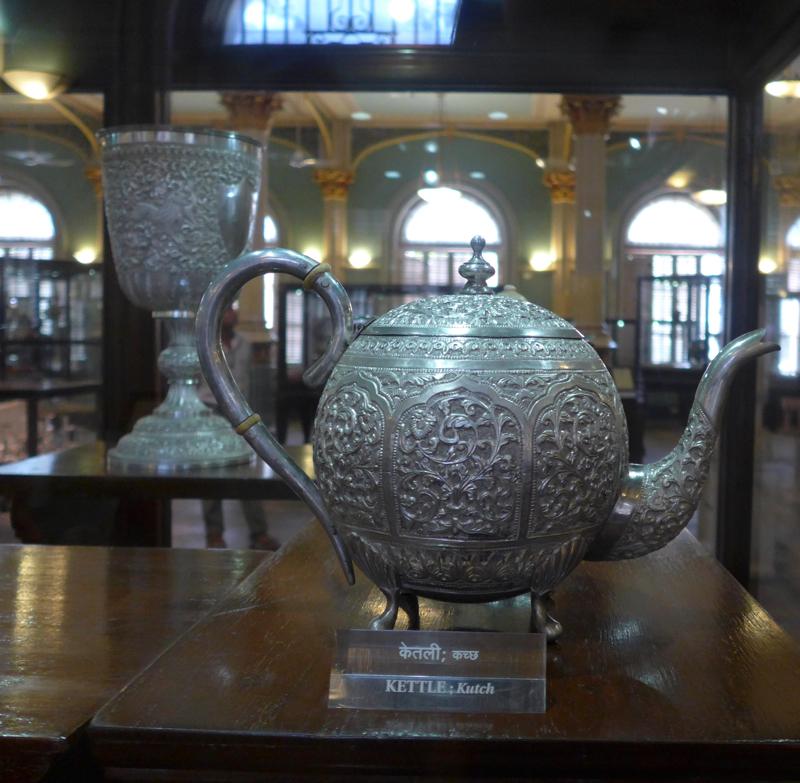 Indian tea pot