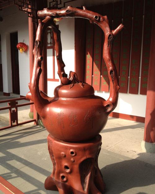 Zisha clay tea ware