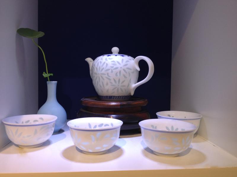 Chinese tea ware