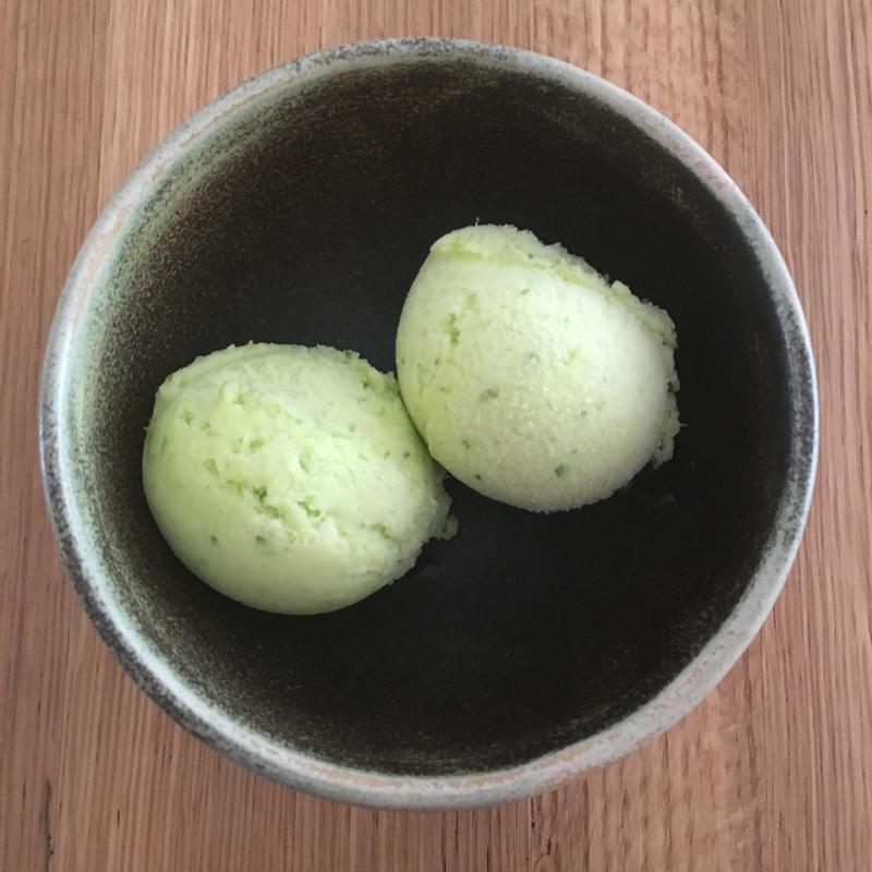 vegetable dessert