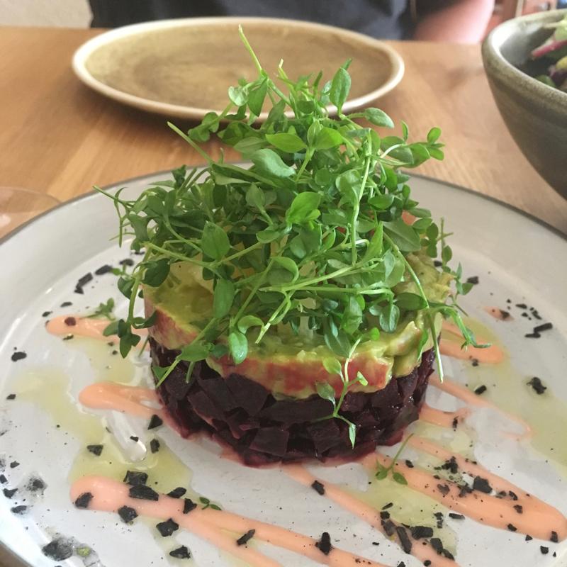 Vegetarian food in Barcelona