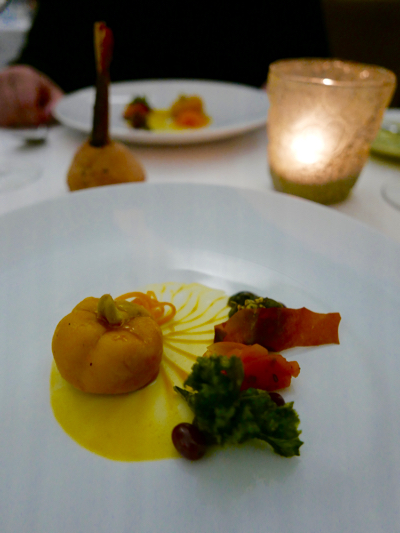 vegetarian restaurant Tian in Vienna
