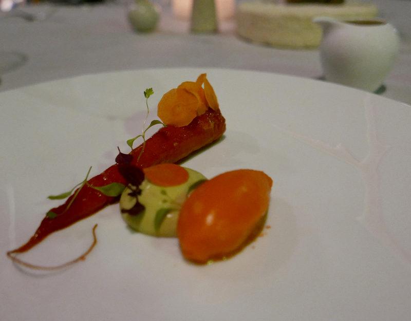 L'Oustau de Baumaniere gastronomic restaurant