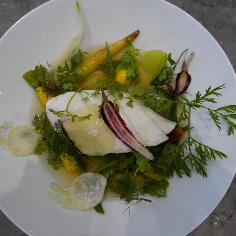 slimming cuisine by Michel GuGuérardrard