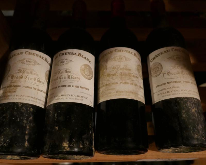 Cheval Blanc wine