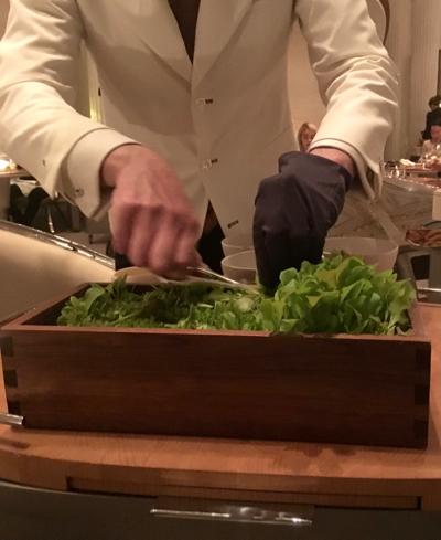 Fresh herbs infusion