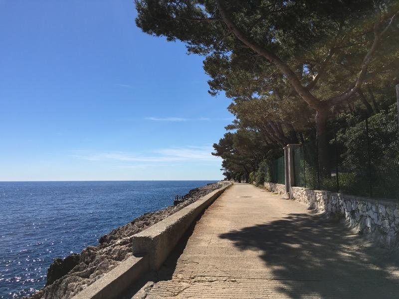 Mediterranean walk