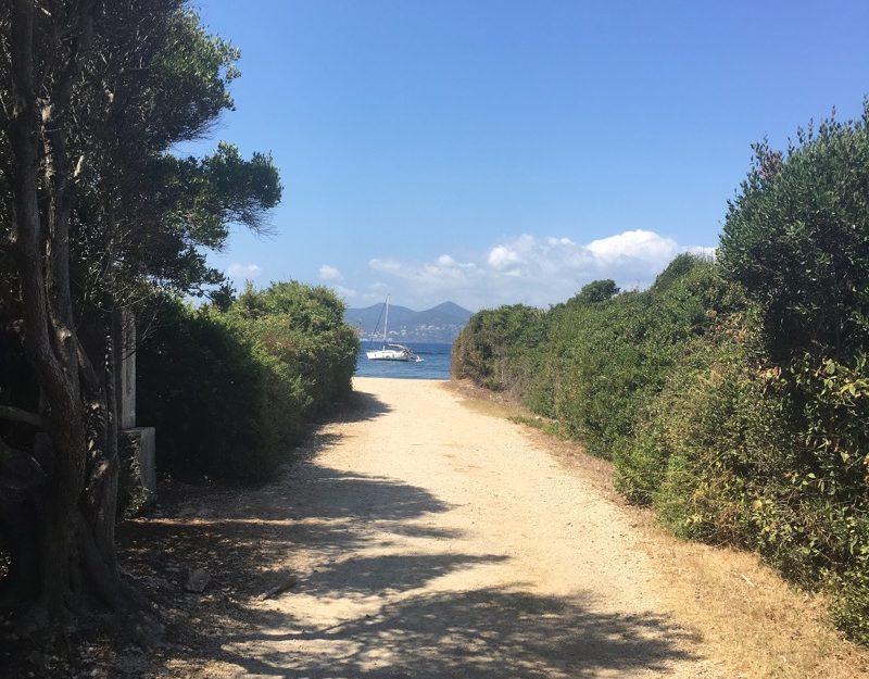 Sainte-Margueritte island