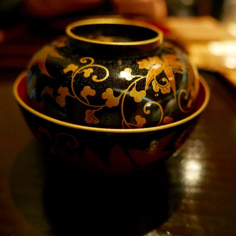 laquer bowl