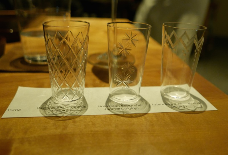 Japanese fine crystal