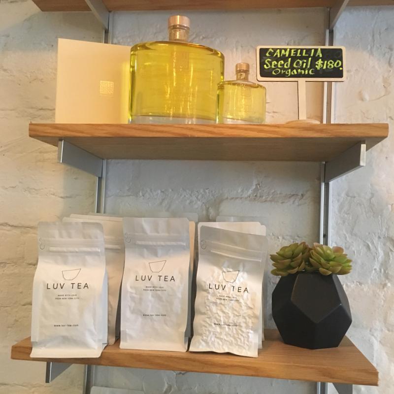 tea seed oil