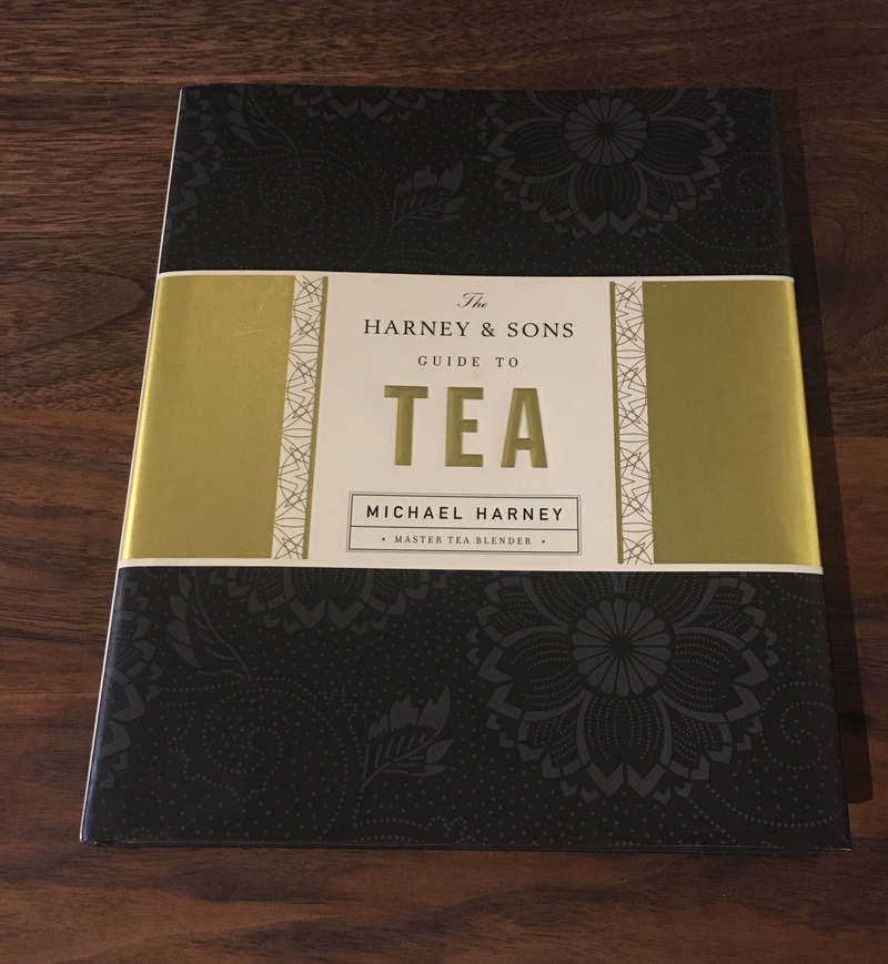 Harney & Sons tea book