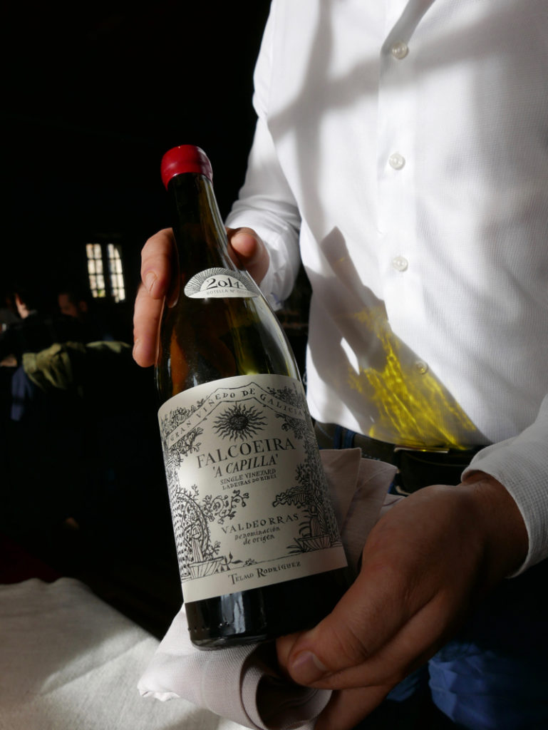 wine from Galicia