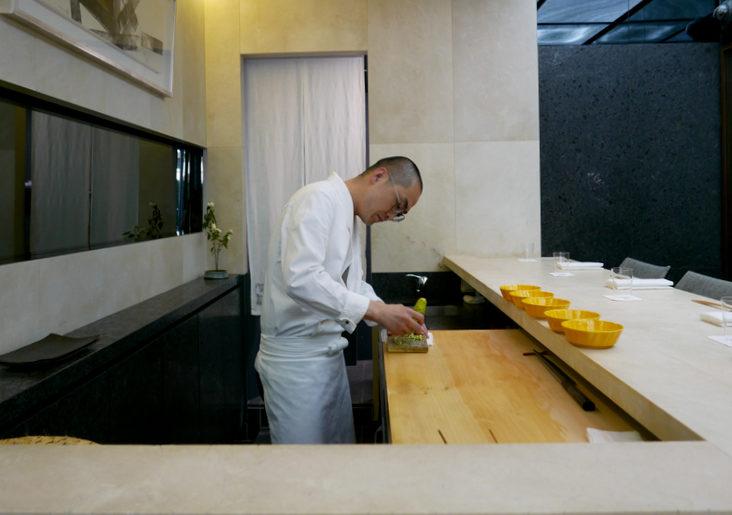 Sushi B Paris