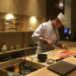 Sushi Amane: the purest and authentic Tokyo sushi export to Manhattan