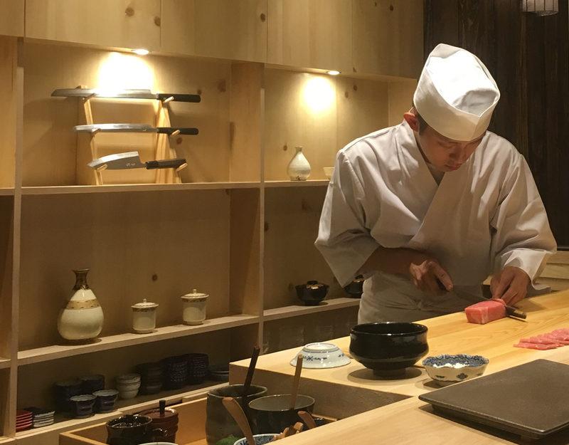 Sushi Amane NYC