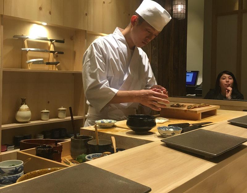 sushi artisan